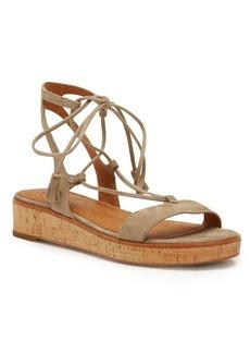 Frye Miranda Suede Gladiator Sandals