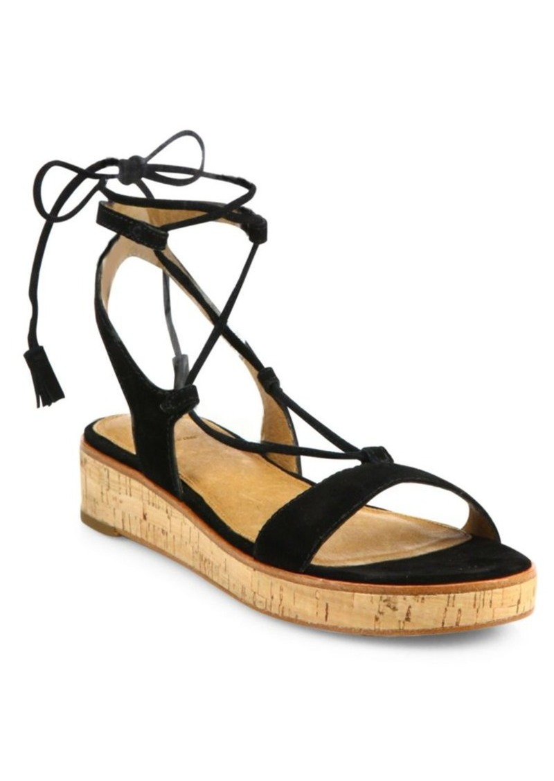 b6f7e3353e Frye Frye Miranda Suede Gladiator Sandals | Shoes