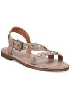 Frye Morgan Flat Sandals Women's Shoes