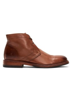 Frye Murray Leather Chukka Boots