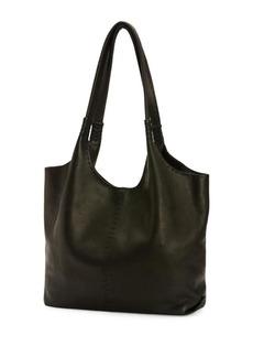 Frye Naomi Pickstitch Leather Hobo Bag