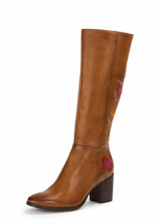 Frye Nova Flower Tall Knee-High Boot