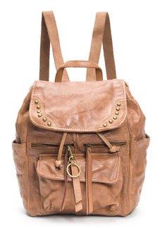 Frye and Co Odessa Leather Backpack