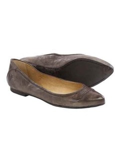 Frye Olive Seam Ballet Flats - Leather (For Women)