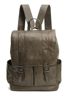 Frye Oliver Leather Backpack