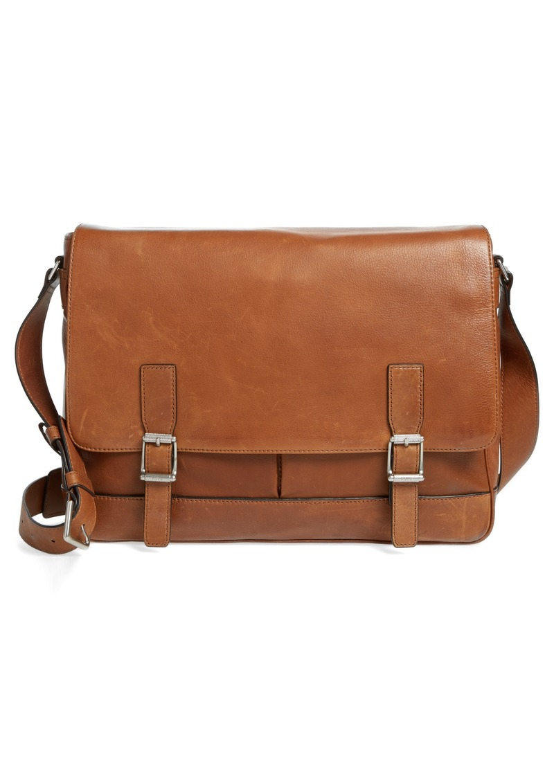 7f6318c8b3 Frye Oliver Leather Messenger Bag