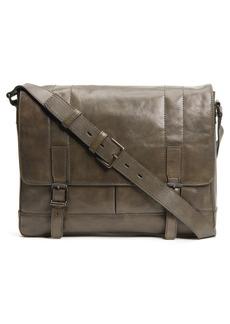 Frye 'Oliver' Leather Messenger Bag