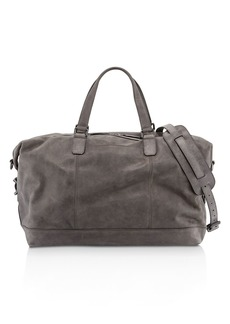 Frye Oliver Leather Overnight Duffle
