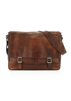 Frye Oliver Men's Leather Messenger Bag