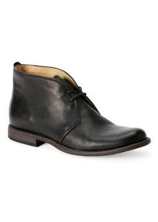 Frye Phillip Leather Chukka Boots