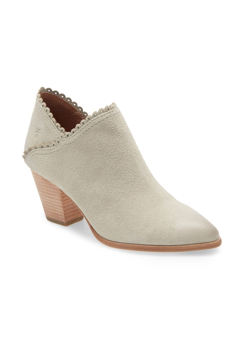 Frye Reed Block Heel Bootie (Women)