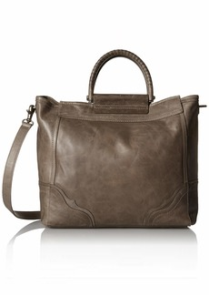 FRYE Riviana Leather Tote ice