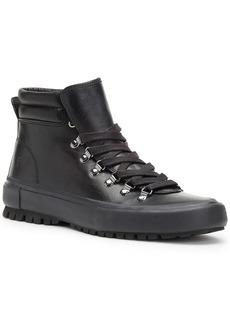 Frye Ryan Leather Sneaker Boot