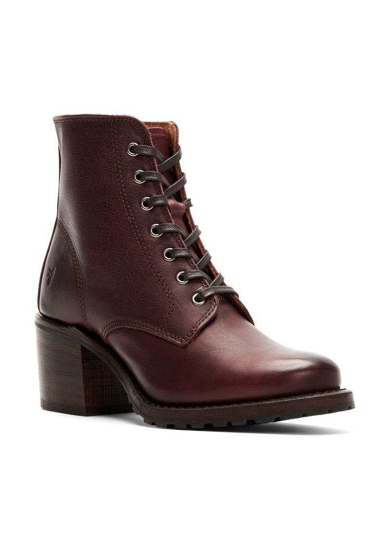 Frye Sabrina 6G Lace-Up Boot (Women)