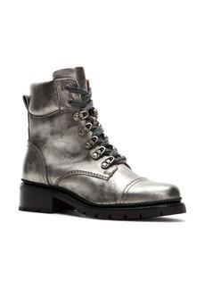 Frye Samantha Metallic Hiking Boot (Women)