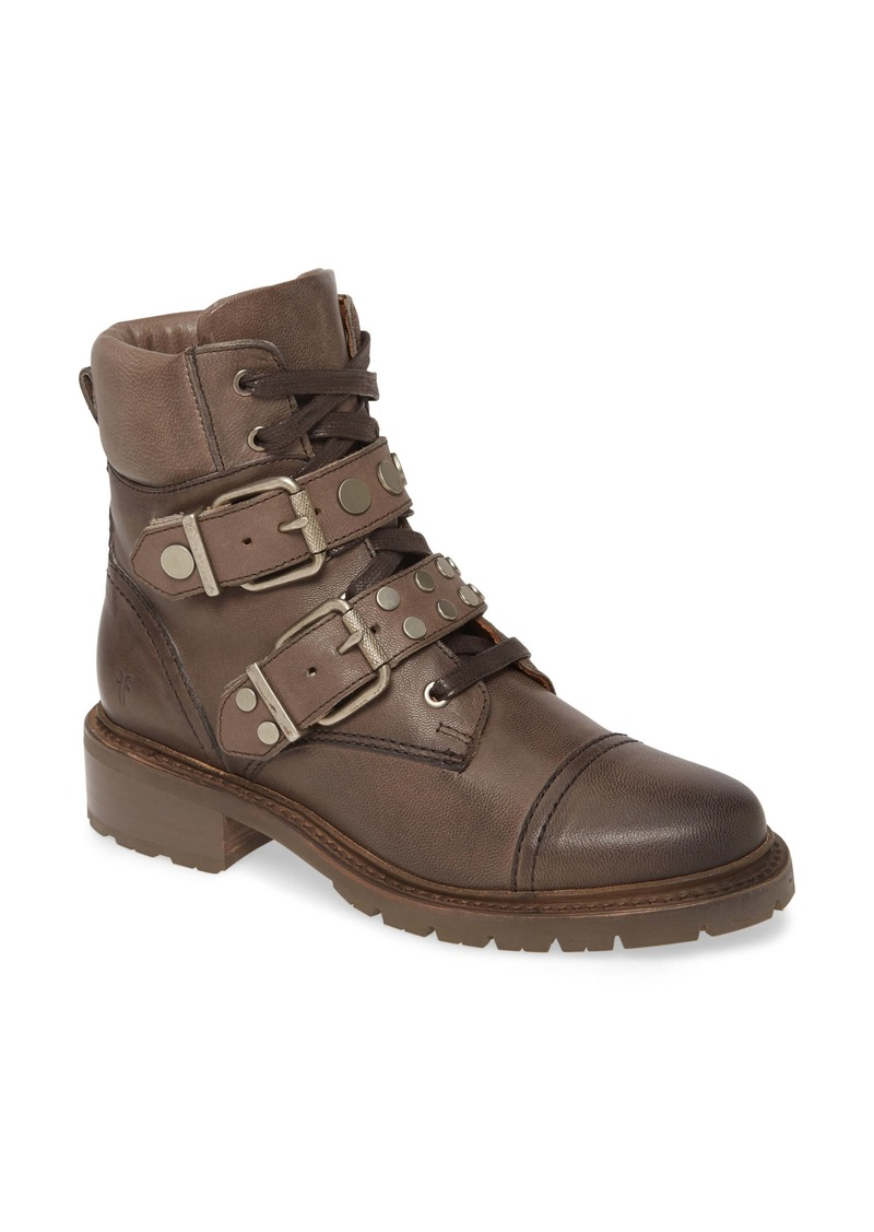 Frye Samantha Studded Hiker Boot (Women)