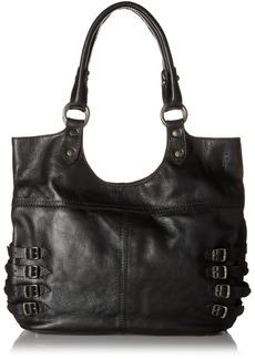 FRYE Selena Belted Zip Shoulder Bag