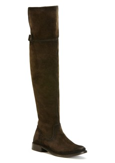 Frye Shirley Over The Knee Flat Boots