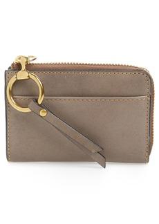 Frye Small Ilana Harness Leather Zip Wallet
