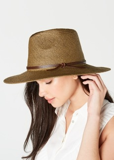 Frye Straw Weston Fedora