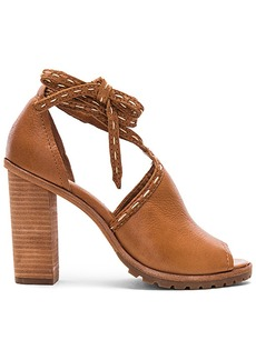 Frye Suzie Pickstitch Heel in Brown. - size 10 (also in 6.5,8,8.5,9,9.5)
