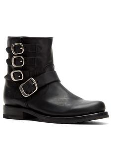 Frye Veronica Belted Short Booties Women's Shoes