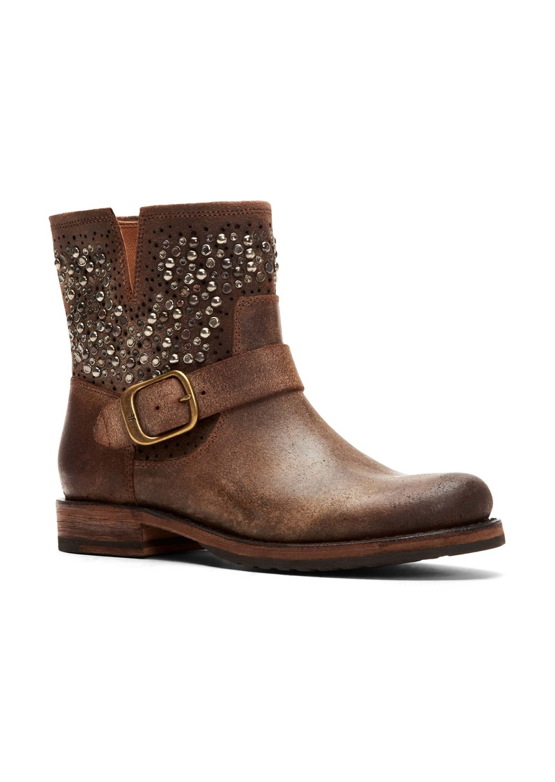 Frye Veronica Deco Studded Bootie (Women)