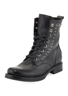 Frye Veronica Rebel Combat Boot