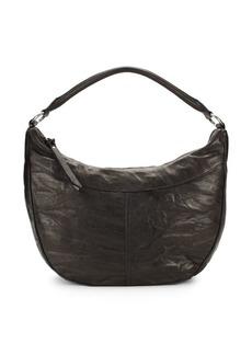 Frye Veronica Zip Leather Hobo Bag