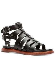 Frye Women's Alexa Gladiator Flat Sandals Women's Shoes