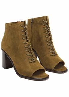 FRYE Women's Amy Peep Lace Boot