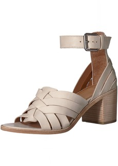 FRYE Women's Bianca Hurache 2 Piece Heeled Sandal