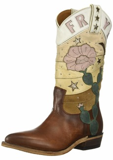 FRYE Women's Billy Cactus Pull ON Fashion Boot   M US