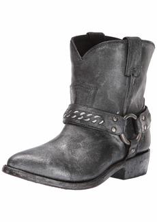 Frye Women's Billy Chain Short Western Boot   M US