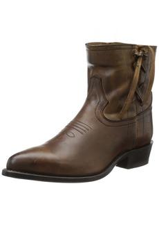 FRYE Women's Billy Cross Stitch Short Boot
