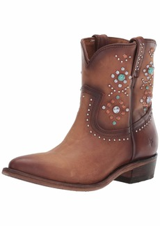 FRYE Women's Billy Stone Short Ankle Boot