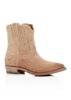 Frye Women's Billy Studded Short Boots