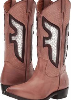 FRYE Women's Billy Underlay Pull On Western Boot   M US