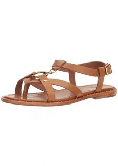 FRYE Women's Blair Harness Sandal tan