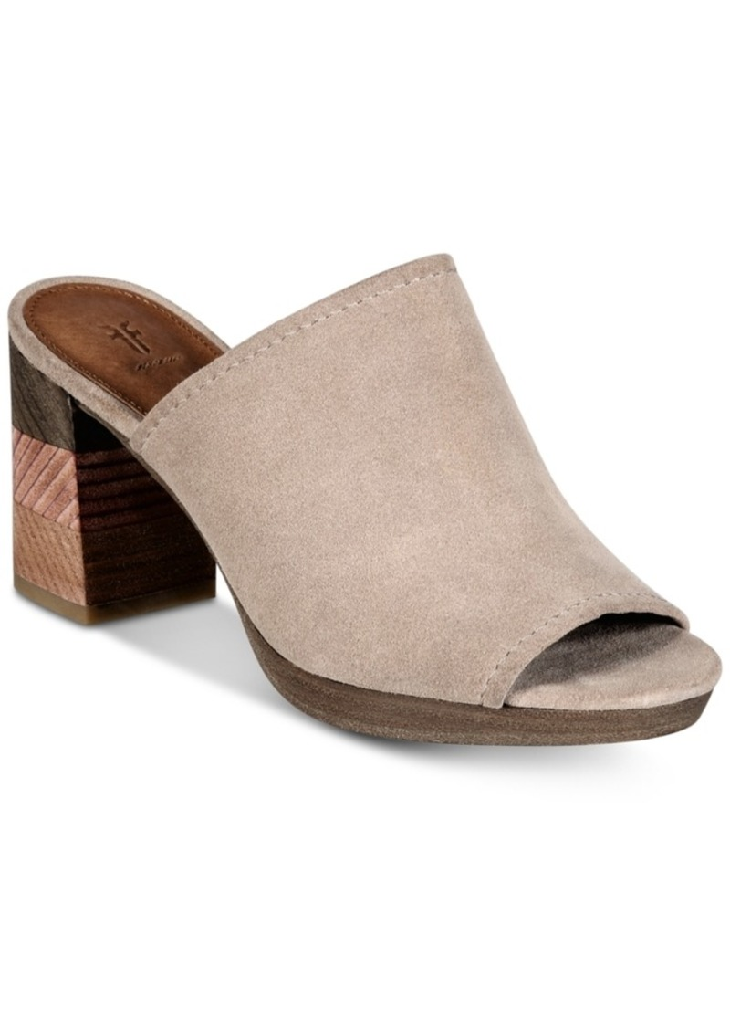 Frye Women's Blake Mules Women's Shoes