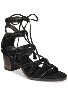 Frye Women's Brielle Gladiator Lace-Up Sandals Women's Shoes