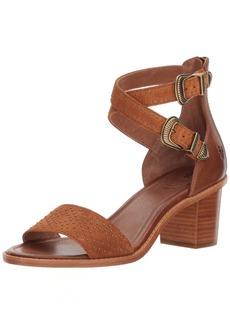 FRYE Women's Brielle Western 2 Piece Sandal