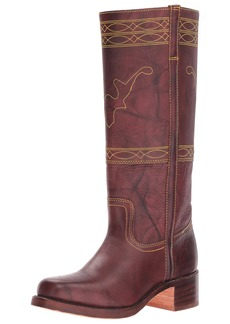 FRYE Women's Campus Stitching Horse Boot