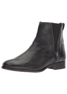 FRYE Women's Carly Zip Chelsea Boot   M US
