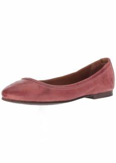 FRYE Women's Carson Ballet Shoe   M M US