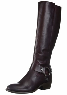 FRYE Women's Carson Harness Tall Western Boot   M US