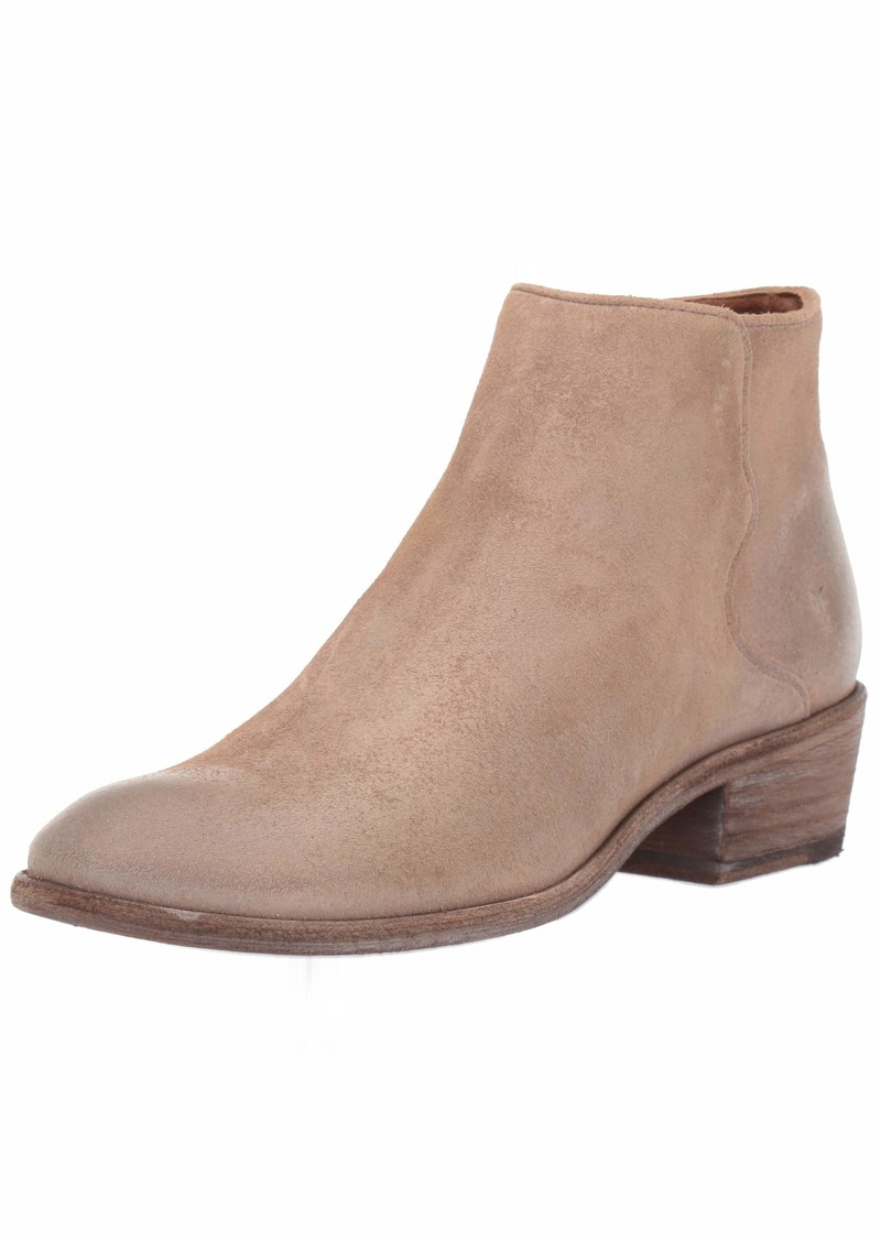 FRYE Women's Carson Piping Bootie Ankle Boot   M US