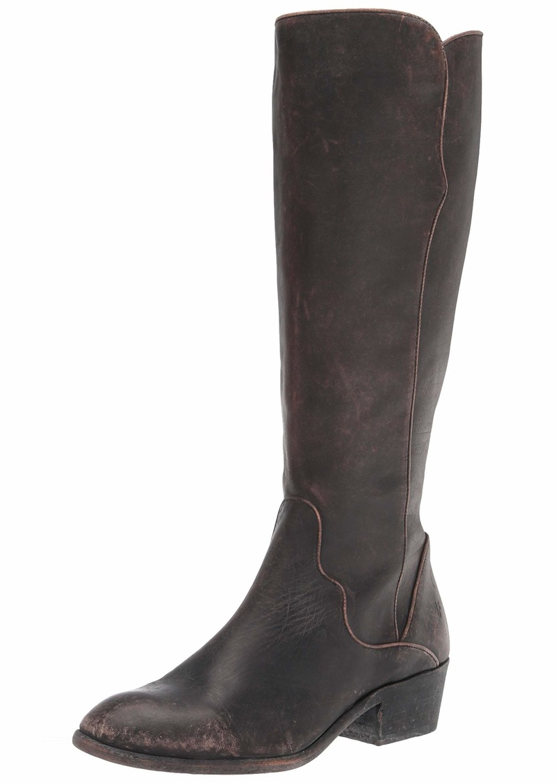 Frye Women's Carson Piping Tall Knee High Boot