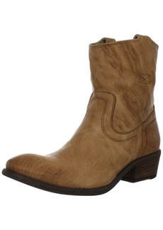 FRYE Women's Carson Tab Short Ankle Boot