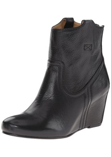 FRYE Women's Carson Wedge Bootie Boot
